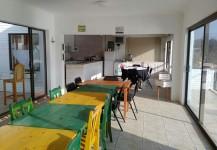 Diner Inside View