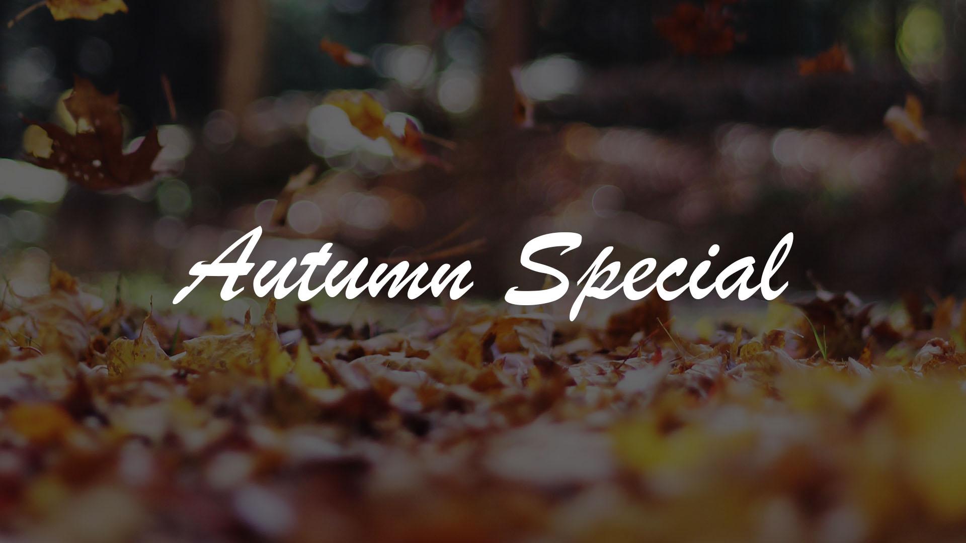 Fabulous Autumn 2020 Discount